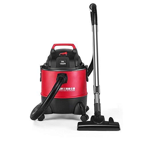 AOIWE Limpiador de vacío doméstico Hogar Pequeña aspiradora de Alta Potencia, aspiradora con Cable Liviana para alfombras y Pisos Duros de Tres con una aspiradora