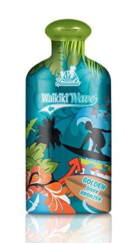 Hawaiiana Waikiki Wave - Golden Dark Bronzer, 1er Pack (1 x 200 ml)