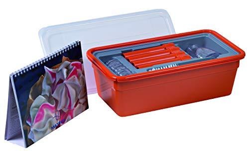 Matfer Duo Tube Décoration Set 4 assortis. Livre de recettes inclus.