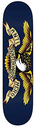 Anti Hero Skateboard Decks - Anti Hero Classic Eagle Skateboard Deck - 8.5 Inch