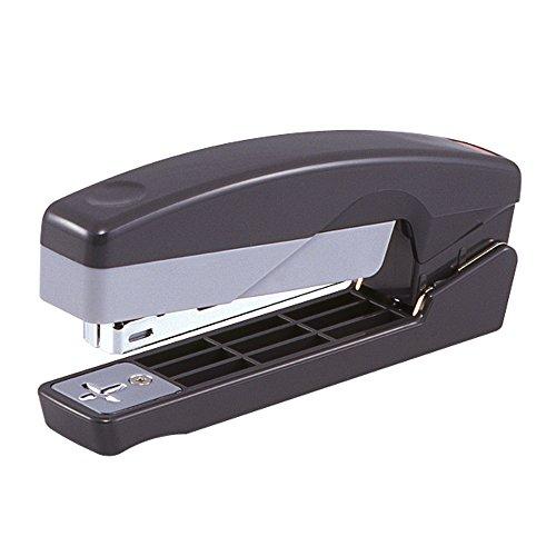 MAX vertical horizontal Stapler HD90532 HD-10V Hotchi-Kuru Dark gray