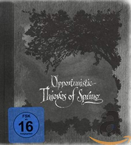 A Forest of Stars: Opportunistic Thieves of Spring (Audio CD)