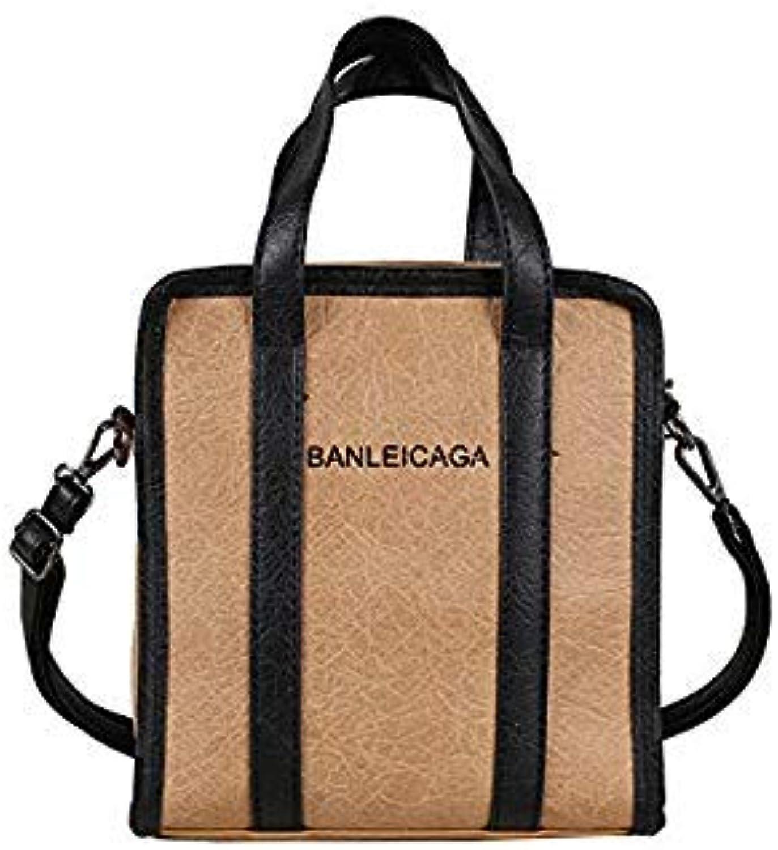 Bloomerang Summer Big Bag, Female New Large Capacity Tote Bag Handbag, Single Shoulder Slanting. color Brown