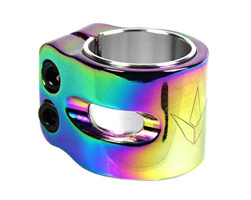 Blunt Clamp 2 Bolt Neochrome Rainbow