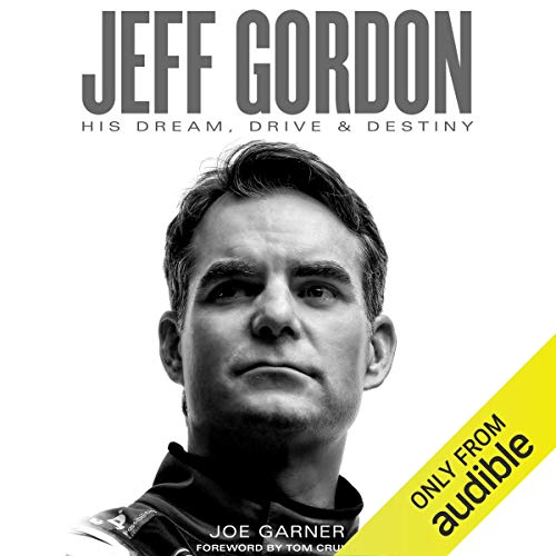 Couverture de Jeff Gordon