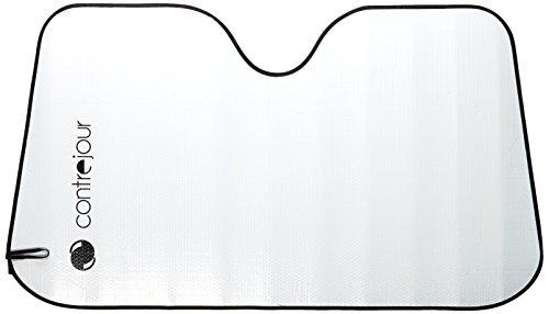 Connectables 463606 Pare-Soleil Avant Aluminium Isolant XL, 140 x 80 cm