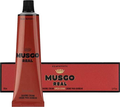 Claus Porto Musgo Real Crème de Rasage Agrumes Relevés (100 ml)