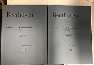 Beethoven Klaviersonaten Band I & II