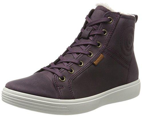 ECCO Mädchen S7 Teen Hohe Sneaker, Violett (Night Shade), 33 EU