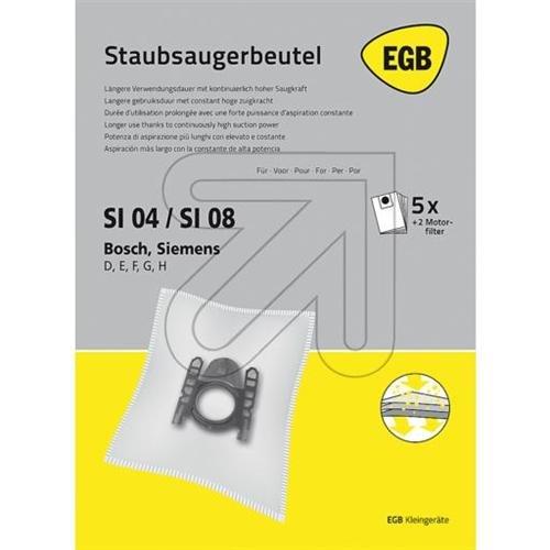 EGB Staubbeutel SI 04/SI 08