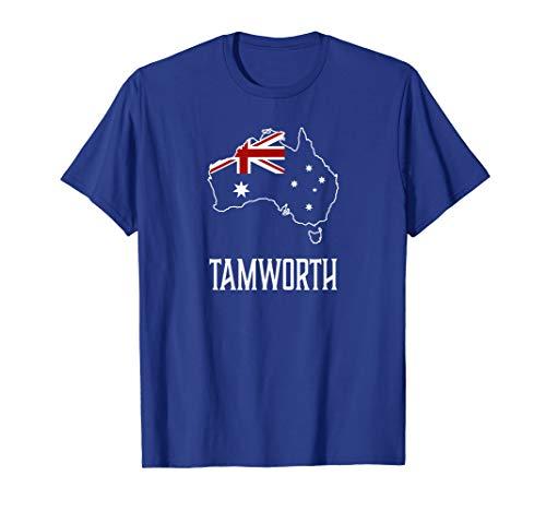 Tamworth, Australia - Australian Aussie T-shirt