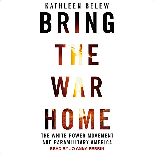 Page de couverture de Bring the War Home