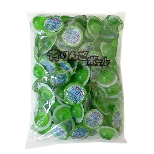 ボールゼリー 100個入×6袋 (青りんご)