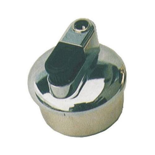 SMOKERTOOLS Einsatz in chrom für Tischfeuerzeug von ZORR