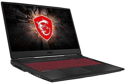 MSI GL75 Gaming Laptop: Year-end annual account Core i7-9750H 17.3