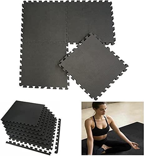 Colchoneta de ejercicio |Alfombra de juego de espuma suave |Alfombrillas Azulejos |Tapete de gimnasia |Alfombrilla de rompecabezas |Alfombrilla de entrenamiento |Colchoneta de fitness