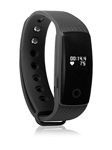Unotec Pulsera de Fitness Smartband Pulse Negro