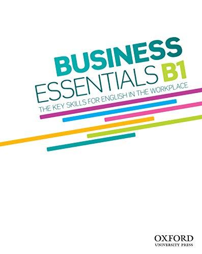 Business Essentials B1 (English Edition)