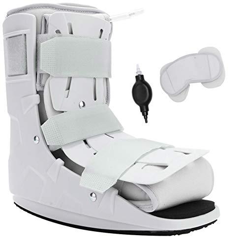 Bota para caminar avanzada/bota para caminar Tobillo destinado a fracturas del pie Esguince severo de tobillo Lesiones de tejidos blandos Lesiones en la parte delantera y media del pie con (L)