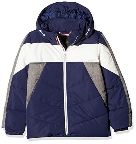 NAME IT Jungen NKMMARCO Jacket FO Jacke, Mehrfarbig (Dark Sapphire Dark Sapphire), (Herstellergröße: 122)