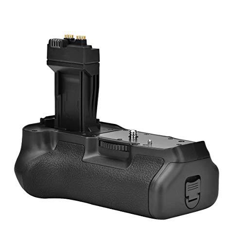 Newmowa Batteriegriff Akkugriff Battery Grip für Canon EOS 550D/600D/650D/700D SLR Digitale Kameras