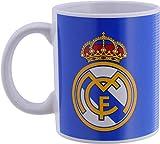 Real Madrid FC - Tazza bicolore (Taglia Unica) (Multicolore)