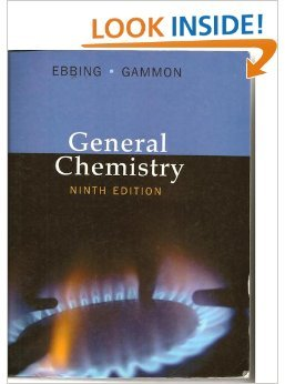 General Chemistry W/Pauk: Succeed in College (Custom) 9th