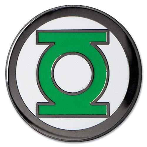 Ata-Boy DC Comics Green Lantern Logo .88' Full Color Enamel Pin