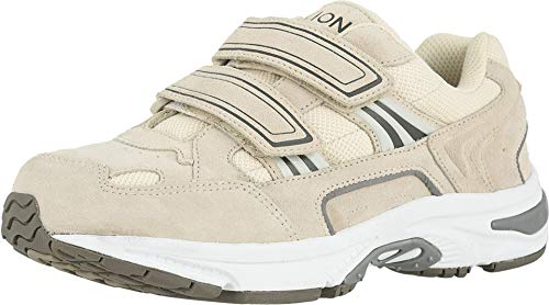 Vionic Women's Walk Tabi Lesiure Shoes - Adjustable Walking Everyday Sneakers with Concealed Orthotic Arch Support
