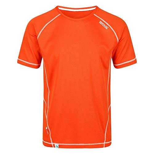 T-Shirt Technique Sport Manches Courtes VIRDA II léger, Respirant et sèche Rapidement