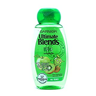 Garnier Ultimate Blends No Tears Kids Shampoo With Apple & Kiwi, 250 ml (B0748HF6CJ) | Amazon price tracker / tracking, Amazon price history charts, Amazon price watches, Amazon price drop alerts