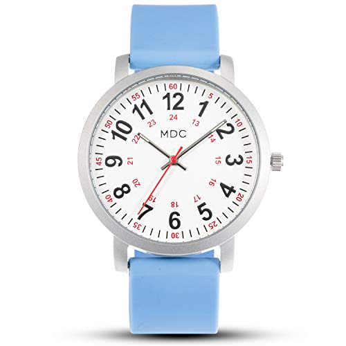 Best Waterproof Watches for Nurses - MDC Watch for Medical Students