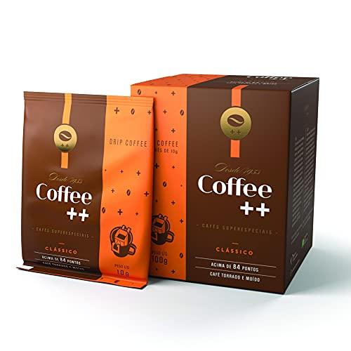 Café Especial Clássico Drip 10 Sachês - Coffee Mais