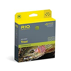 Rio Trout - Best Fly Line for Trout
