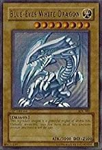 Yu-Gi-Oh! - Blue-Eyes White Dragon (SDK-001) - Starter Deck Kaiba - Unlimited Edition - Ultra Rare by Yu-Gi-Oh!