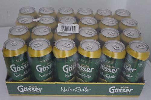 Gösser Natur Radler (24 x 0.5 l)
