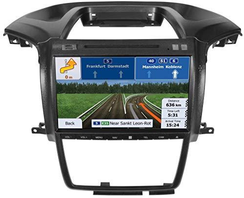 ESX Navigationssystem, Vision VNC1045 DBJ DAB+