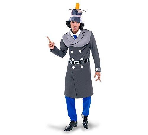 Disfraz de Inspector chiflado para hombre