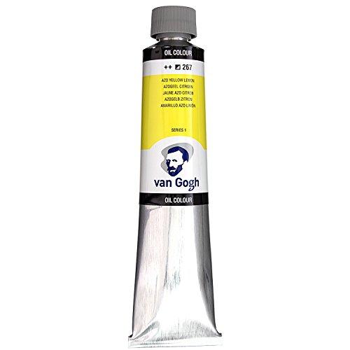 Talens VAN GOGH Ölfarben, 200 ml, 267 Azogelb zitron