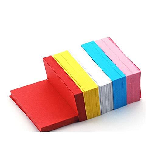 Origami/Niños Material de triángulo hecho a mano Papel/Color/Hecho a mano 4 * 6cm