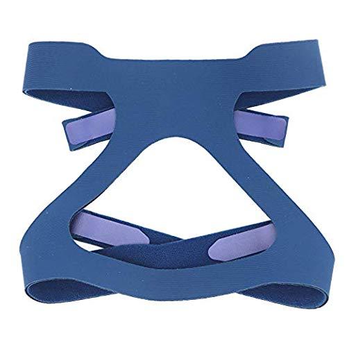 Universal-CPAP-Kopfgeschirr, Ersatz für Hersvin, kompatibel mit den meisten Nasen-, Vollgesichts- und Schlafapnoe-Masken von Respironics, Resmed, Resmart Ventilator