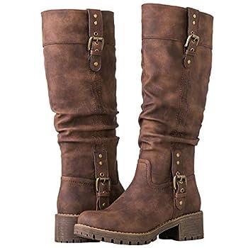 knee high womens boots