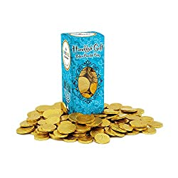hanukkah chocolate coins