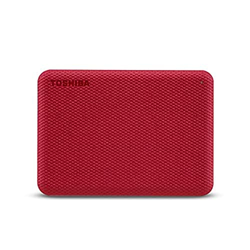 Toshiba Canvio Advance 1TB EXT - Festplatte - 2,5'
