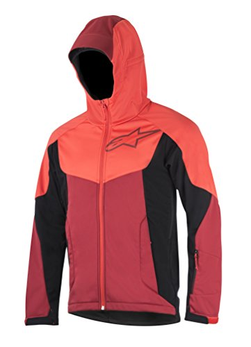 Alpinestars Milestone 2 Jacket, Rio Red, Large