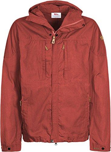 FJÄLLRÄVEN Herren Skogsö Jacket Outdoor Jacke, Deep Red, L