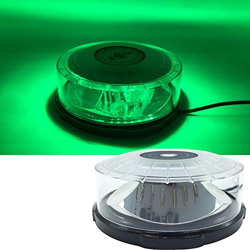 HEHEMM 24 LED clignotantes pour toit de voiture (vert)