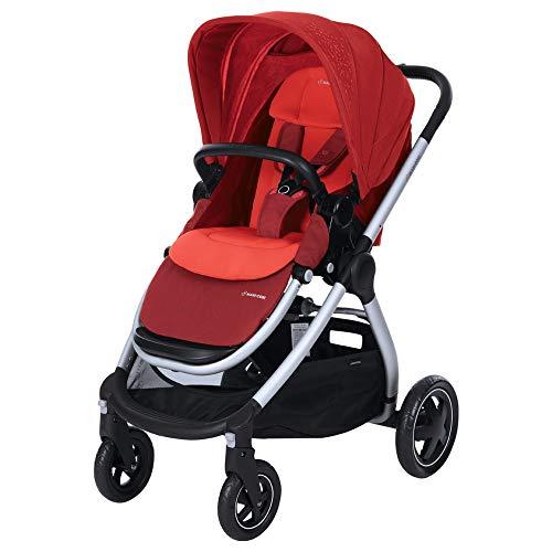 maxi-cosi 1310721110adorra komfortabler nevera cochecito, color rojo