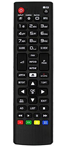 Ersatz Fernbedienung for LG LCD LED 3D Smart TV 55LF950 55LH604V 55UB820V 55UB830V 55UF6809 55UF680V