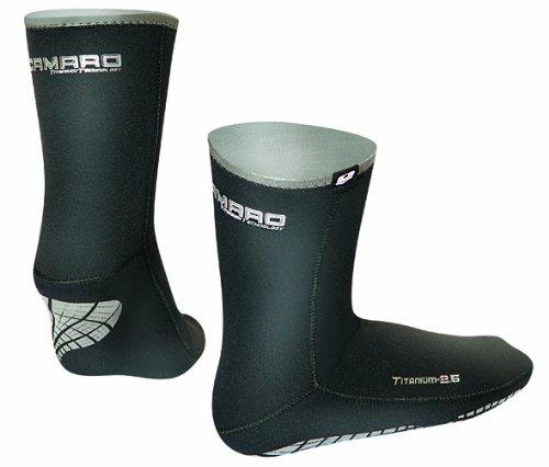 Camaro Titanium Thermo Socks Gr. 47-48
